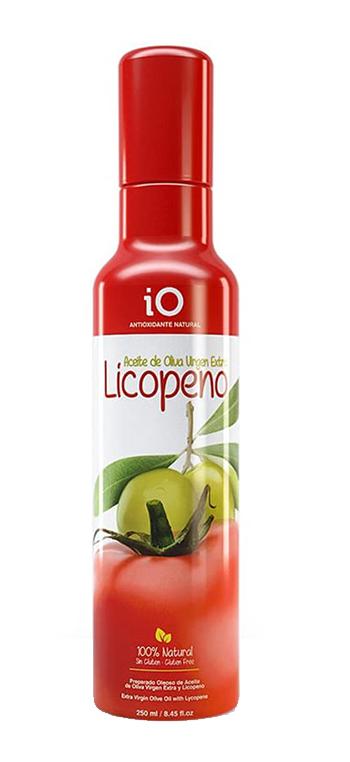 Aceite de Oliva Virgen Extra iO con Licopeno 250ml