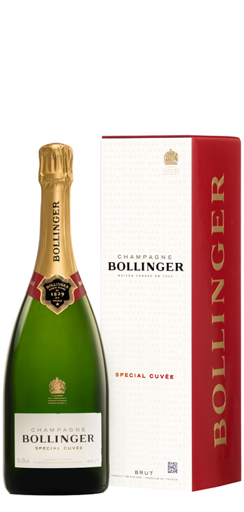 Champagne Bollinger Cuvée Special con Estuche