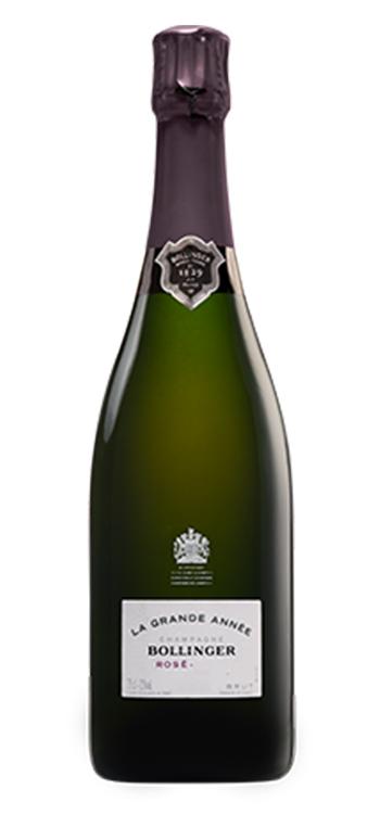 Champagne Bollinger La Grande Année Rosé Sin Estuche