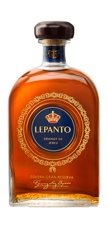 Brandy Lepanto Miniatura 5cl