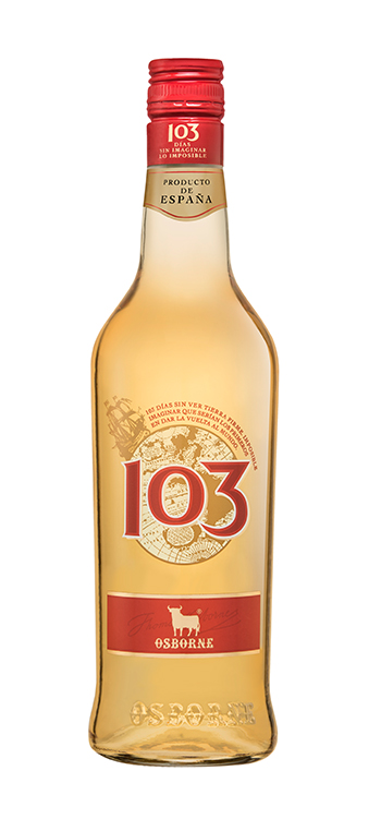 Brandy Osborne 103 Etiqueta Blanca