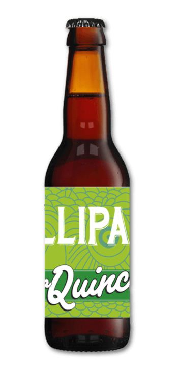 Cerveza Artesana La Quince Llipa!