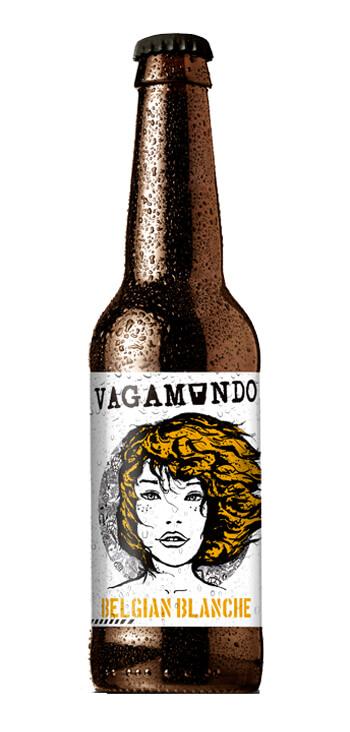 Cerveza Artesana Vagamundo Belgian Blanche