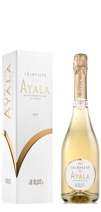 Champagne Ayala Blanc de Blancs -  Con Estuche