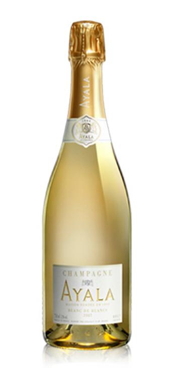 Champagne Ayala Blanco Sin Estuche