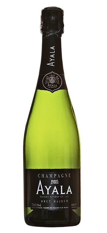 Champagne Ayala Brut Majeur Magnum Sin Estuche