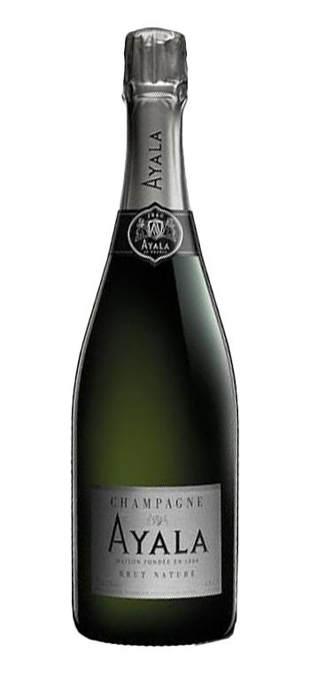 Champagne Ayala Brut Nature Magnum Sin Estuche