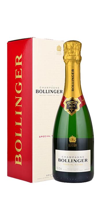 Champagne Bollinger Cuvée Spécial con Estuche 37,5CL