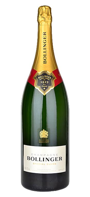 Champagne Bollinger Cuvée Spéciale Jeroboam Sin Estuche 3L