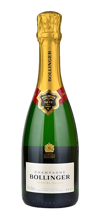 Champagne Bollinger Cuvée Spécial sin estuche 37,5CL