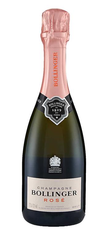 Champagne Bollinger Rosé Sin Estuche 37,5CL