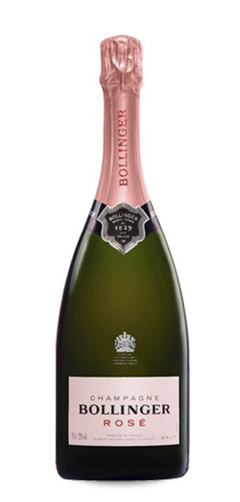 Champagne Bollinger Rosé Jeroboam Sin Estuche 3 Litros