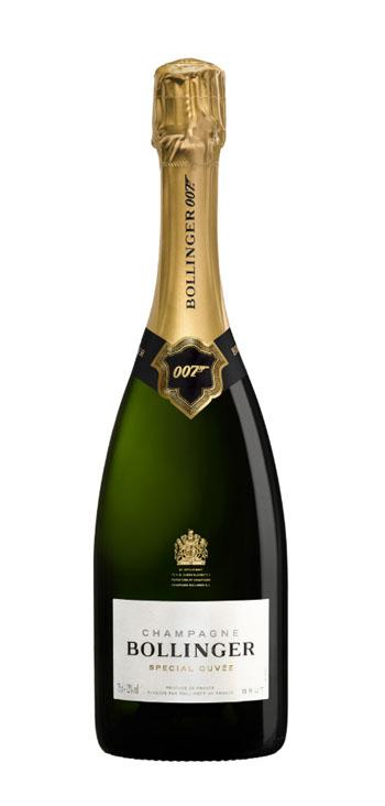 Champagne Bollinger Special Cuvée 007 Edición Limitada