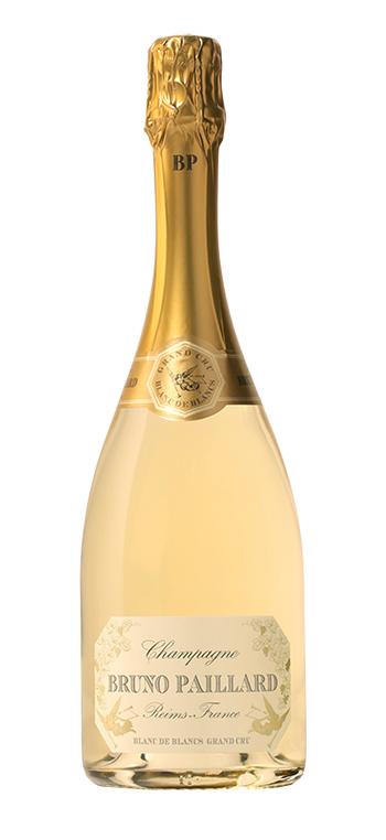 Champagne Bruno Pallard Blanc de Blancs Grand Cru