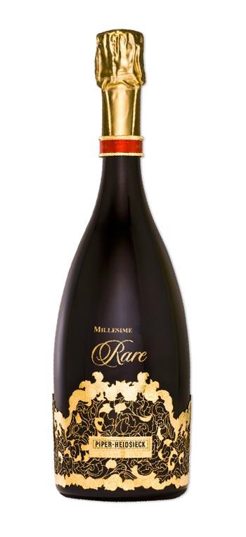 Champagne Piper Heidsieck Rare