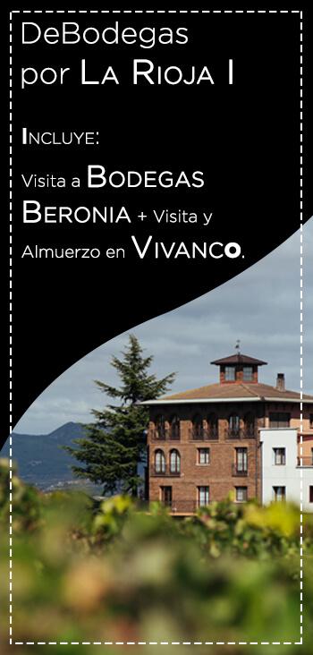 DeBodegas por Rioja I