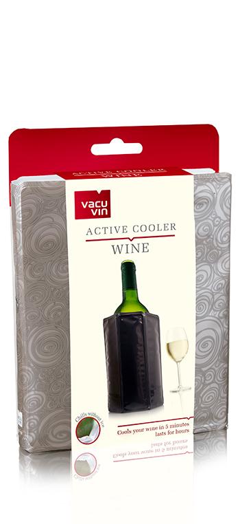 Enfriador de Vino Platinum Vacu Vin