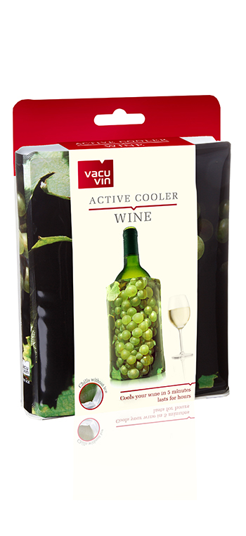 Enfriador de Vino Uvas Blancas
