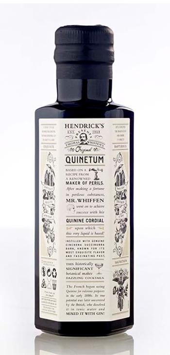 Bitter Quinetum Hendricks
