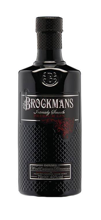 Ginebra Brockmans Premium Gin