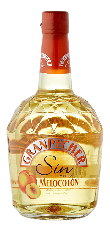 Licor Granpecher Sin Alcohol