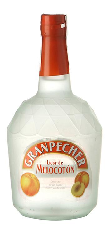 Licor Granpecher Sin Alcohol