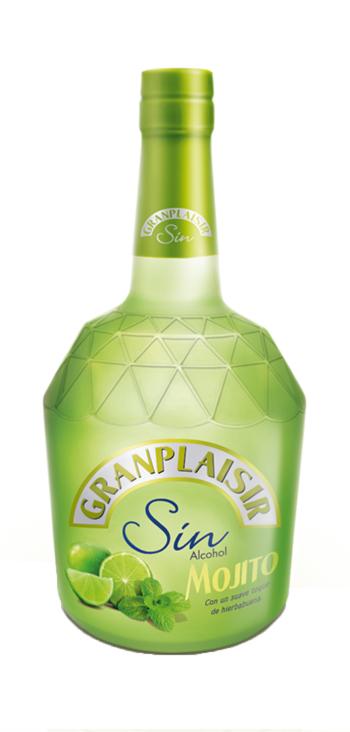 Licor Granplaisier Mojito Sin Alcohol