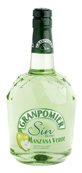 Licor Granpomier Sin Alcohol