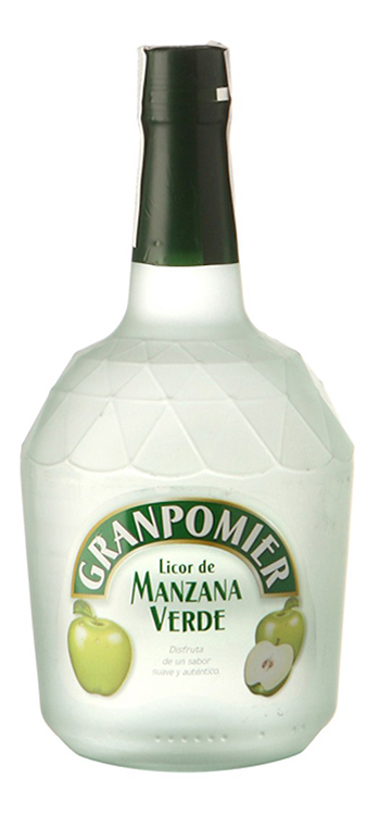 Licor Granpomier Sin Alcohol