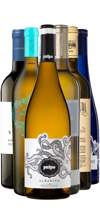 Pack de 6 Vinos Albariños