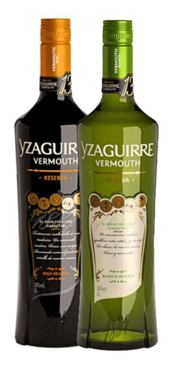 Pack de 2 Vermut Yzaguirre Reserva