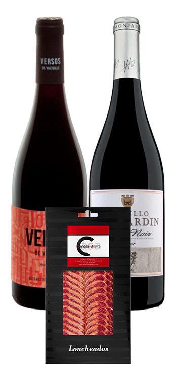 Pack de Vino y Lomo
