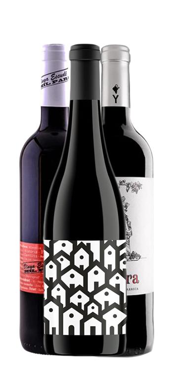 Pack Vinos Tintos Super Ahorro
