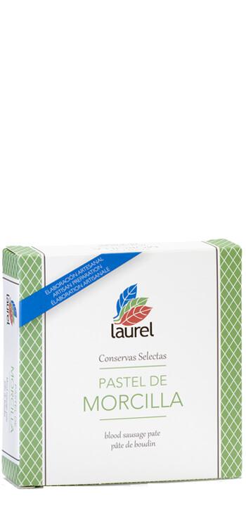 Pastel de Morcilla Laurel