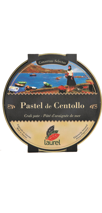 Pastel de Centollo Laurel