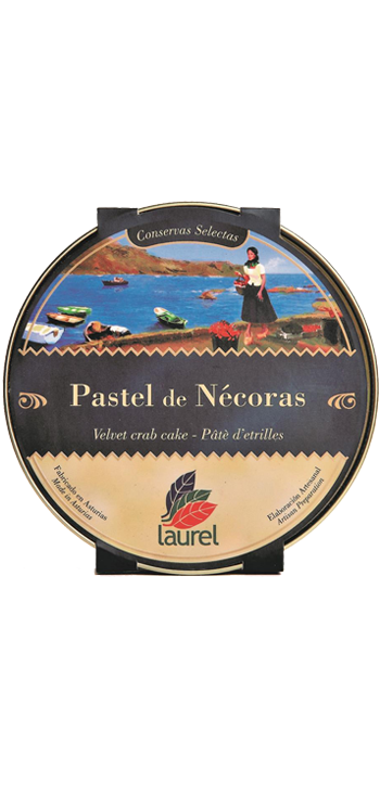 Pastel de Nécoras Laurel