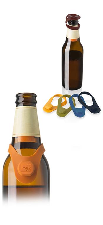 Marcadores de Silicona de Cerveza 6 unid.