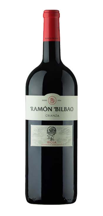 Vino Tinto Ramon Bilbao Crianza 5L.