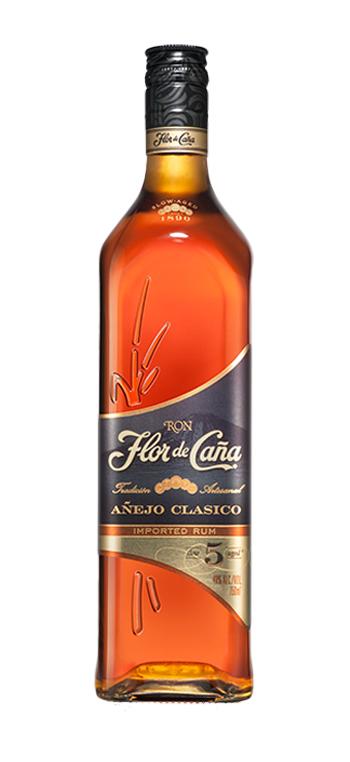 Ron Flor de Caña Clásico 5 años