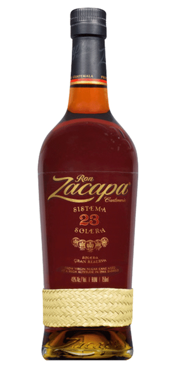 Ron Zacapa 23 Años Edition Limitada