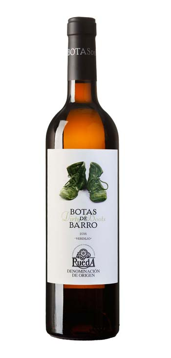 Vino Blanco Botas de Barro Rueda