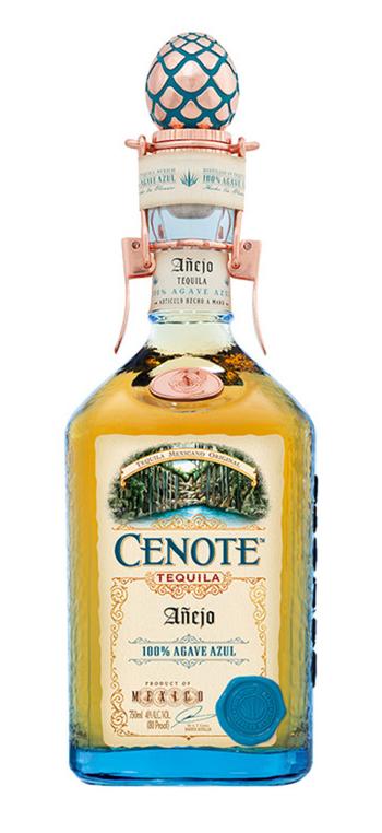 Tequila Cenote Añejo