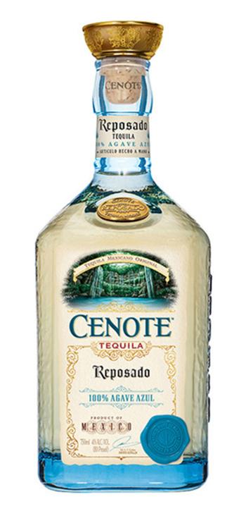 Tequila Cenote Reposado