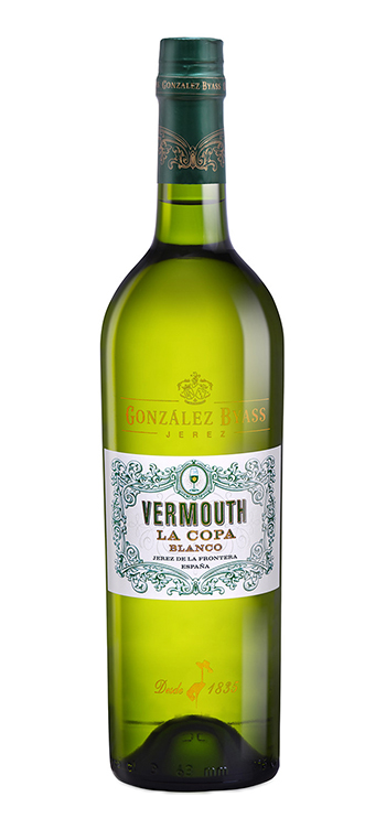 Vermouth Blanco La Copa
