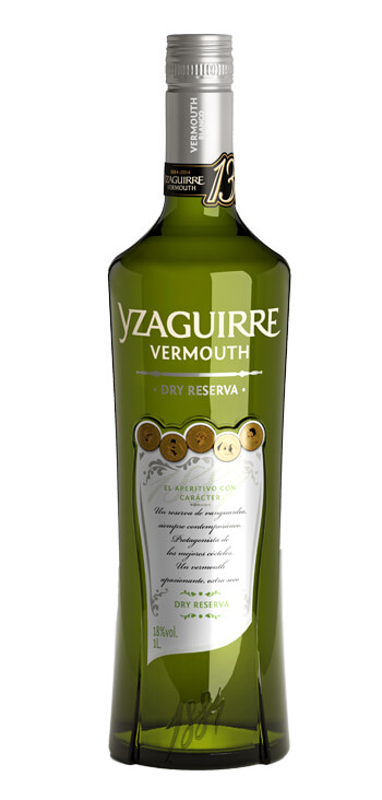 Vermouth Yzaguirre Reserva Blanco