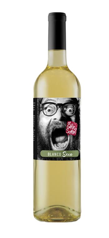 Vino Blanco Grito Sordo de Ignatius Farray