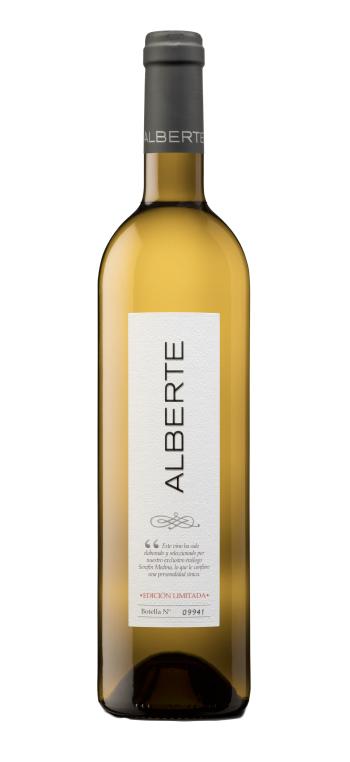 Vino Blanco Alberte