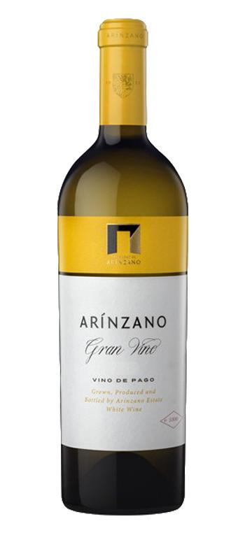 Vino Blanco Arínzano Gran Vino Magnum 1,5L