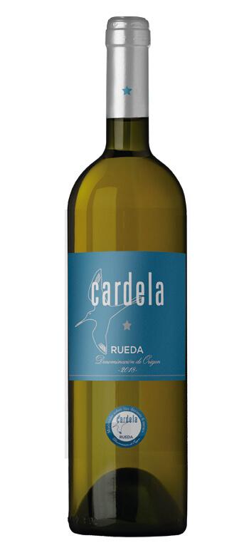 Vino Blanco Cardela Lías