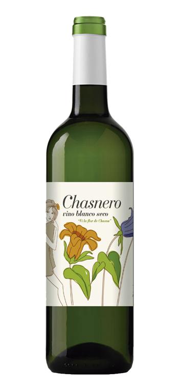 Vino Blanco Chasnero Listán Ecológico